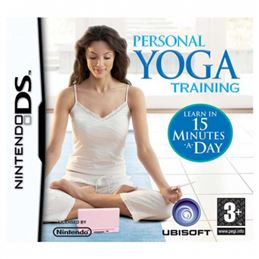 Personal Yoga Training - Juego DS - personal_yoga_training_ds