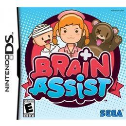 Brain Assist - Juego DS - Brain-Assist-ds