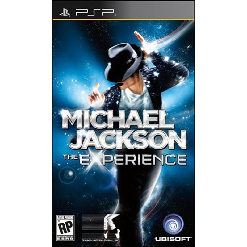 Michael Jackson The Experience - Juego PSP - Michael-Jackson-Experience-Sony-PSP