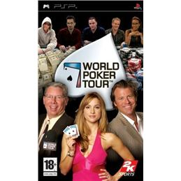 World Poker Tour - Juego PSP - World-poker-tour-psp