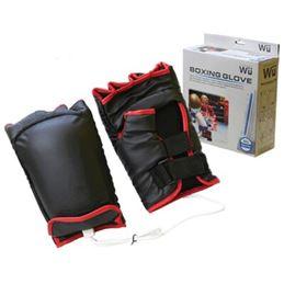 Boxing Glove: Guantes de boxeo para Wii - boxing-glove-wii