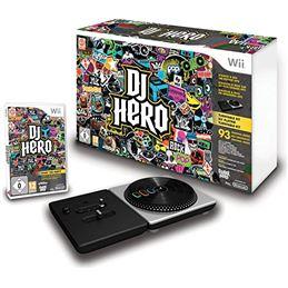 Dj Hero Kit de mesa - Juego Wii - dj-hero-turntable-kit-wii