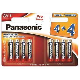 Panasonic LR6 Pila Alcalina Pro Power AA x8 - 8_x_Panasonic_Alkaline_PRO_Power_LR6_AA_blister