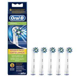 Oral-B Recambio Cepillo dental Cross Action Pack-5 - oral-b-cross-action-eb50-5_1