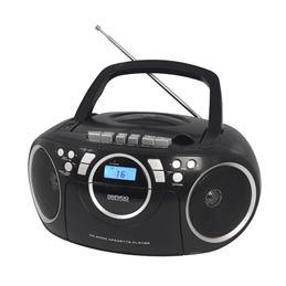 Daewoo DBU-51 Radio CD MP3 con Cassette - dbu-51