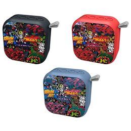 Daewoo DBT-3 Altavoz Graffity 5w Bluetooth Usb Fm - altavoz-daewoo-dbt-03-grafity-5w-bluetooth-usb-fm