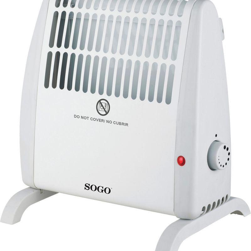 Sogo SS-18405 Calefactor Convector 500W - SOGO-18405.1