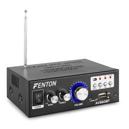 Fenton AV360BT Mini Amplificador 80W BT/FM/SD/MP3 - 103144_side1