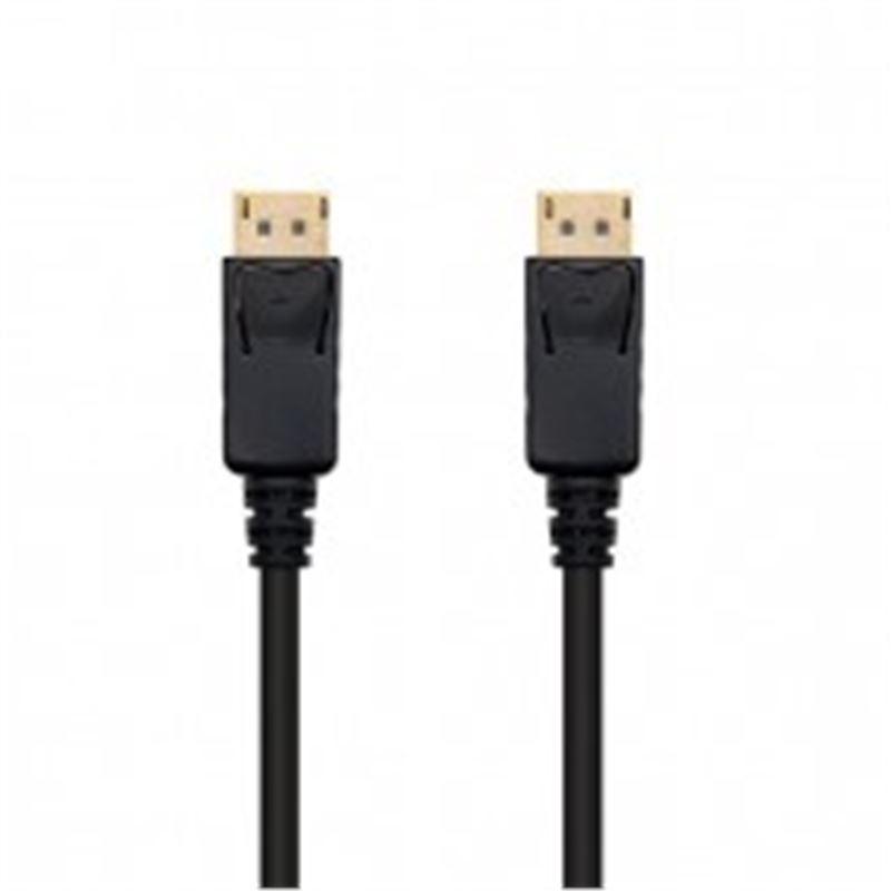 Nanocable 10.15.2302 Cable Display Port M-M 2,00m. - NANOCABLE 10.15.2302