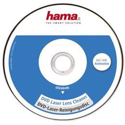 Hama 048496 Limpiador de lente de dvd - Hama 048496 Limpiador seco DVD