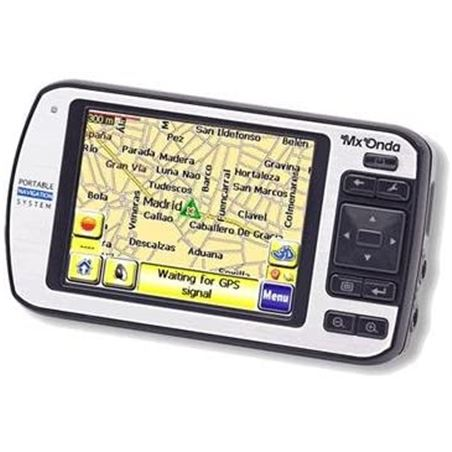 Mx Onda MX-GPS7239 Navegador GPS (LIQUIDACIÓN) - MX-GPS7239